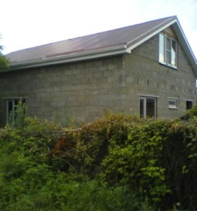 Продаю или меняю недостроенный дом