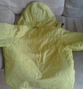 Куртка с системой омнихит