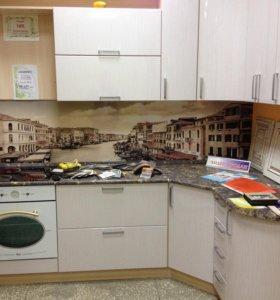 Кухонный фартук Albico МДФ