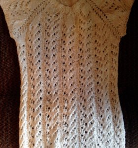 Кофта и платье
