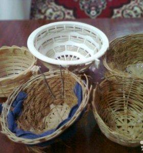 Кормушки, гнезда и купалки