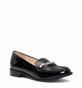 Туфли лоферы VS новые