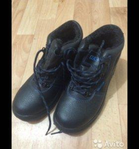 Ботинки зимние, 37 р-р