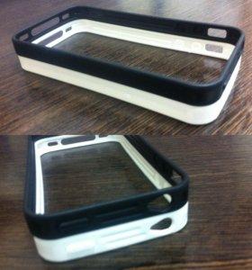 Бампер для iPhone4,4s