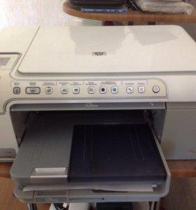 МФУ HP принтер сканер копир