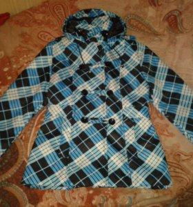 Пальто.курточка.балонь 46-48