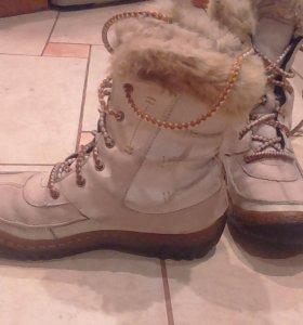 Ботинки женские зимние Merell