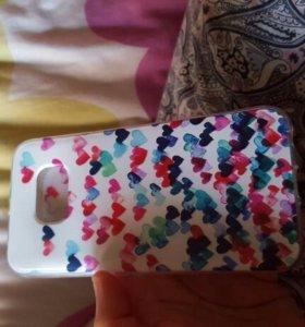 Чехол на самсунг Galaxy S6