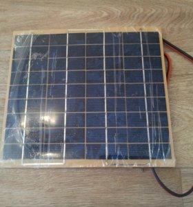 Солнечная батарея 12в(18в)