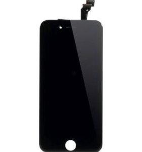 Дисплей iPhone 6+ черный