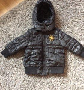 Куртка на мальчика , рост 92-98,фирма MEXX