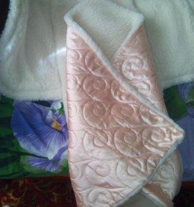Зимний конверт- одеяло