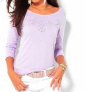 Блузка туника половер рубашка женская 52 54 56
