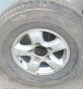 Колеса R16 (диски с резиной)
