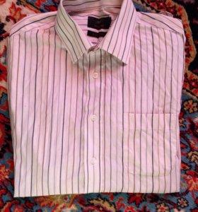 Мужская рубашка Marks and Spencer