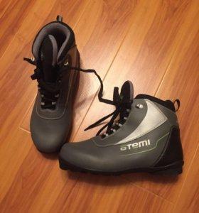 Лыжные ботинки Atemi