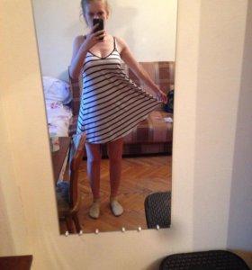 Летнее платье на размер 46-48