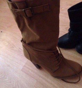 Ботинки Zara одевались один раз