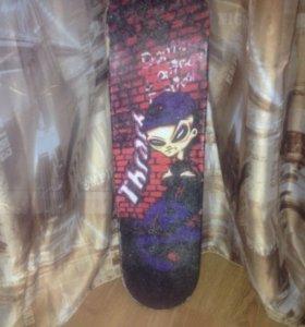 Продам новый скейт