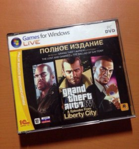 GTA 4 Episodes from Liberty City и Left4Dead