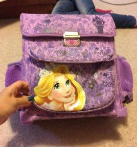 Портфель, ранец, рюкзак для девочки