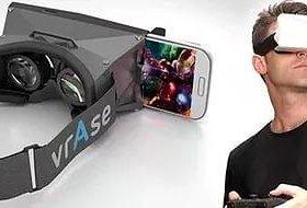 3-D очки виртуальная реальность.