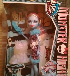 Кукла Monster High Abbey Bominable