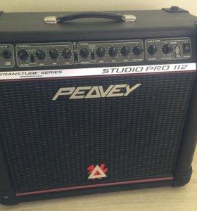 Комбоусилитель гитарный Peavey studio pro 112