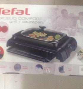 Электрогриль TEFAL Comfort