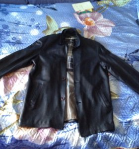 Куртка муж натуральная кожа