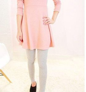 Платье розовое новое