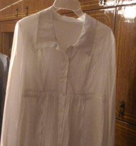 Продам новую рубашку для беременных( без бирки)