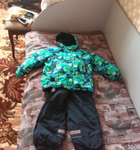 Зимний костюм(мальчик 4-7лет)
