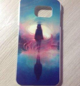 Бампер на Galaxy s6