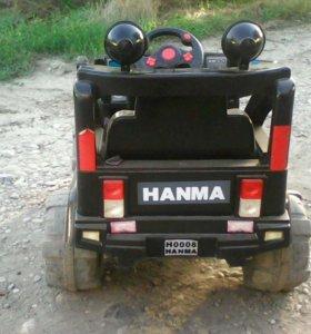 Хаммер электромобиль