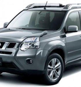 Лобовое стекло Nissan X-Trail