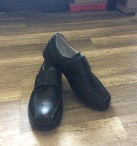 Ботинки школьные классические
