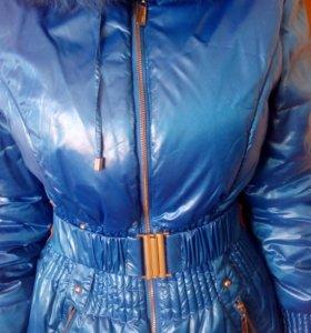 Куртка зима- осень новая