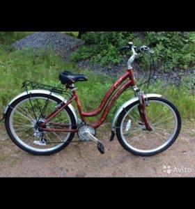 Велосипед женский горный Stels miss