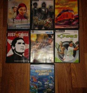 PC DVD ROM Компьютерные игры
