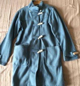 Флисовое пальто