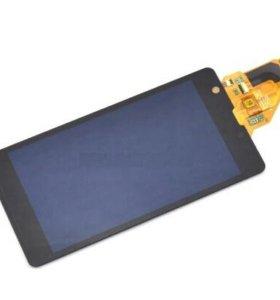 Дисплей Sony Xperia ZR (C5502/C5503) + тачскрин