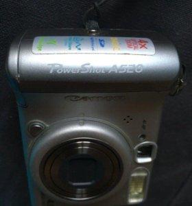 Фотоаппарат canon a 520