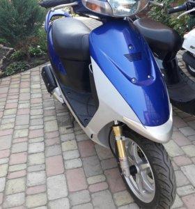 Скутер Suzuki ZZ без пробега по России