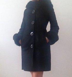 Дубленка, зимняя одежда