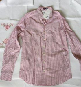 Новые рубашки за пол.цены