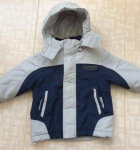 Куртка р 92-98 демисезон осень весна