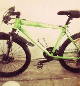 Велосипед спортивный motor