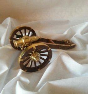 Модель гаубицы Tuscan cannon