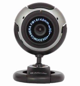Web-камера defender б/у